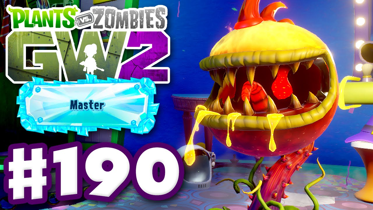 Plants Vs Zombies Garden Warfare 2 Gameplay Part 190 Master Fire Chomper Pc Youtube