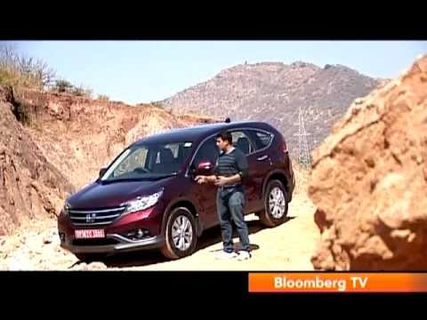 New 2013 Honda CR-V review by Autocar India