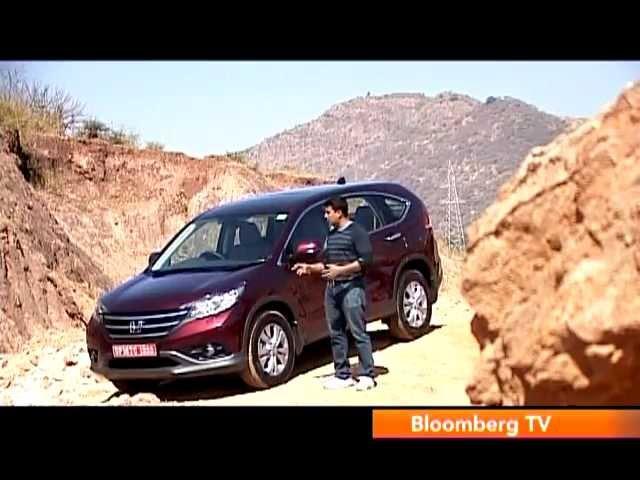 New 2013 Honda CR V Review By Autocar India