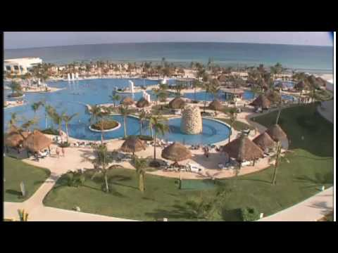 mexico vacations the grand mayan riviera maya youtube. Black Bedroom Furniture Sets. Home Design Ideas