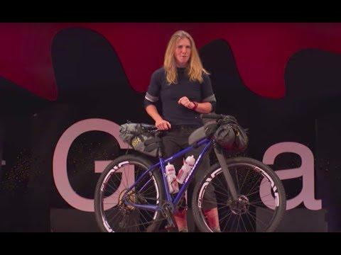 Ride Like a Girl | Lee Craigie | TEDxGlasgow