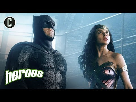 Did Media Coverage Hurt The Justice League Box Office? - Heroes