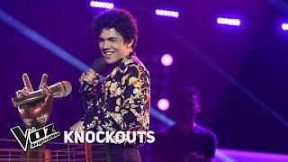 Knockout #TeamMontaner: Irvin Escobar vs Juan Pablo Nieves -...