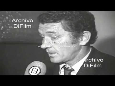 Antonio Rocchia - Miguel Giachello - Humberto Maschio - Vladislao Cap 1971