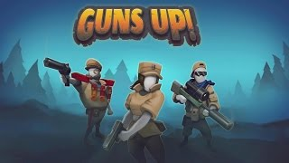 Guns Up! - How to beat defend waves with only 1131 base power