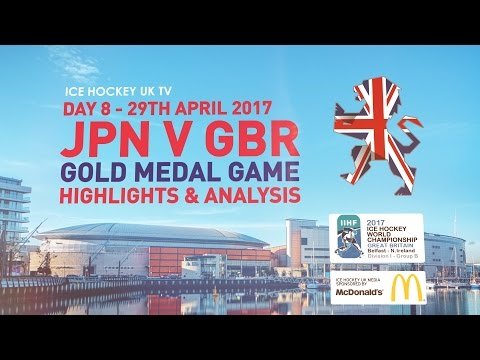 Team GB in Belfast - Day 08 - Japan v Great Britain   Highlights