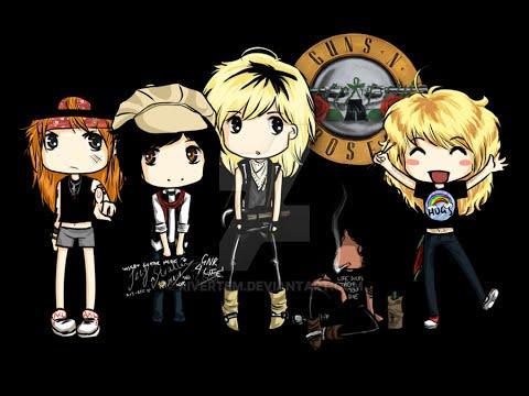 Download Guns N Roses Knockin On Heaven S Door 320 Kbps Audio Hq