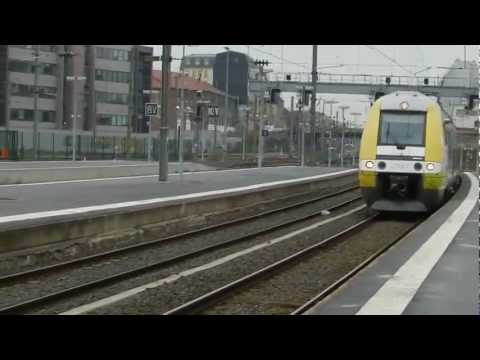 TER Train at Reims 6 March 2013