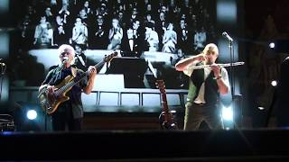 Jethro Tull 50th Anniversary A Passion Play Excerpt Barcelona 2018