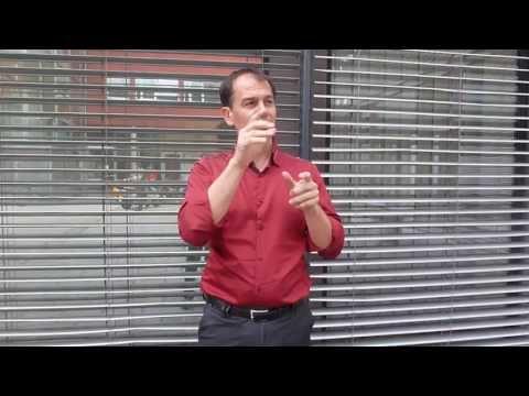 ProSign Workshop Video 7 - Jean-Louis Brugeille