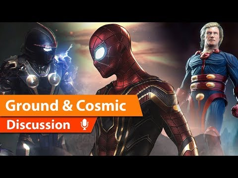 MCU To Be Divided Between Grounded And Cosmic