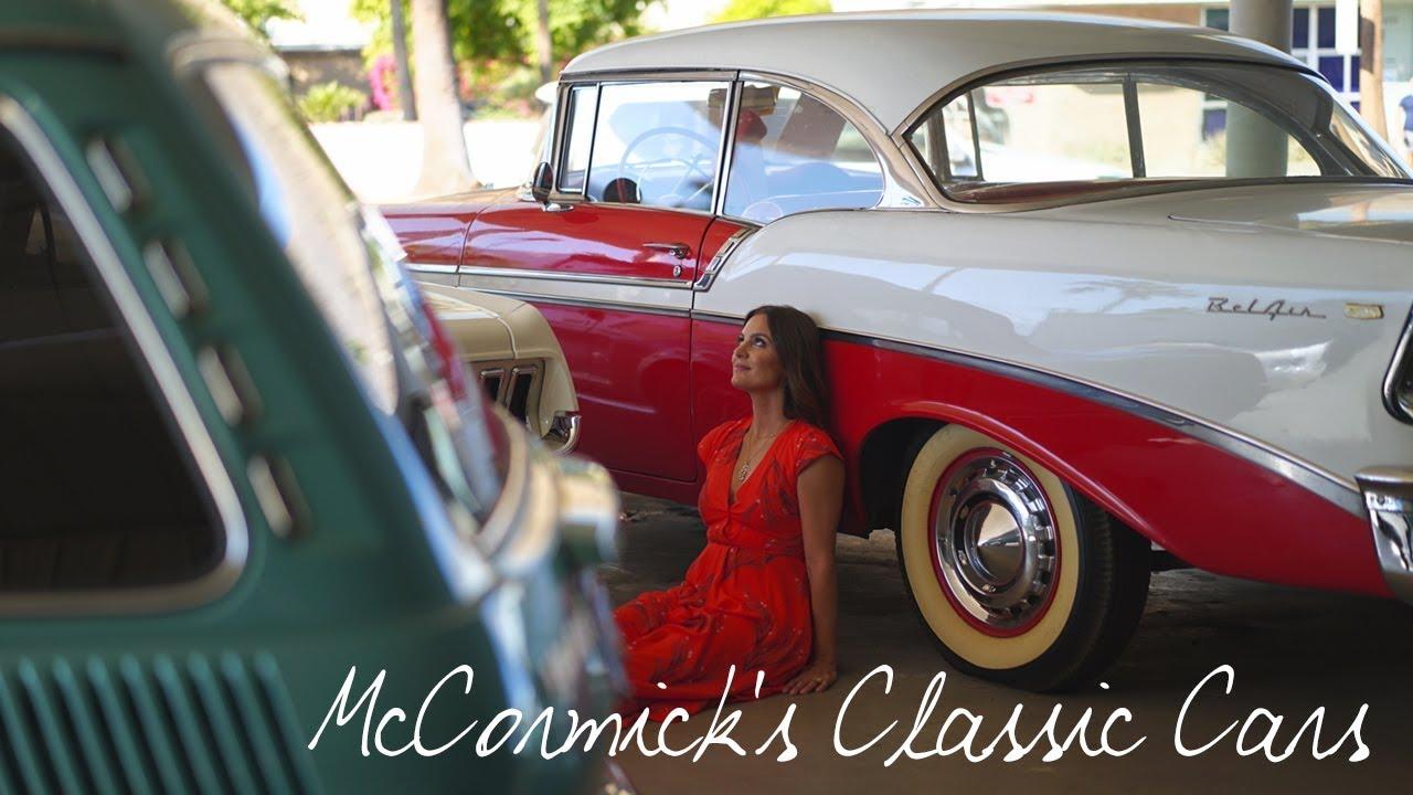 McCormick\'s Classic Cars ~ Wander List - YouTube