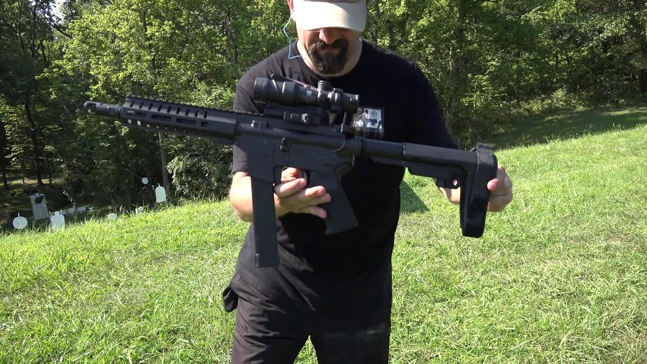 22, 9, 10, Hornady 50 BMG vs Clear Ballistics Gel