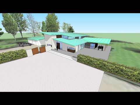 Medstead Private Residence 'Foxwood' 3D Model