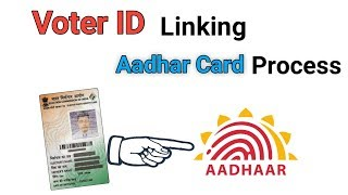 How to Link Voter Card to Adhar Card || How To Link Aadhaar to Voter Id Online