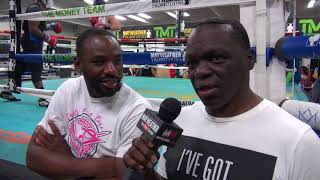 Errol Spence Jr. vs. Felix Trinidad: Fantasy fight predictions from the Mayweather Boxing Club