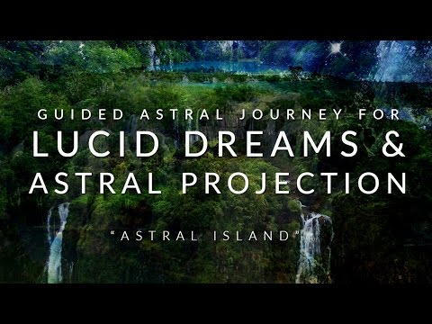 Guided Astral Journey for Lucid Dreams // Astral Projection // OBE