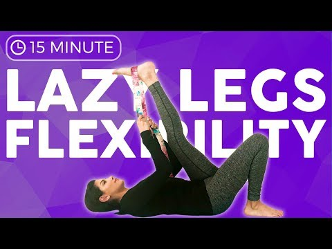 15 minute Deep Stretching Yoga for Hamstrings, Hips & Inner Thighs | Sarah Beth Yoga