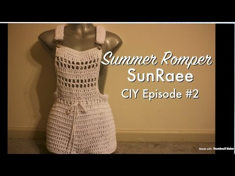 crochet-overall-romper|-#sunraee-ciy-episode-2|-getting-the-hang-of-this!