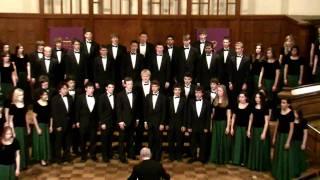 Huron A Cappella Choir - Loch Lomond