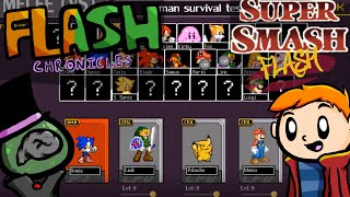 Super Smash Flash: Flash Chronicles