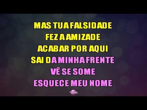 VERDADES Karaoke  - Mc Bella