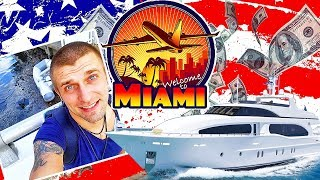 Вот она настоящая Америка! Оставил лодку на час...  Майами | США 2019