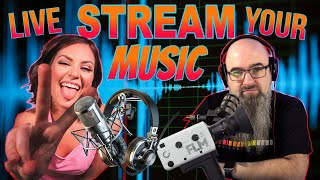 Live Streaming Tips For Musicians   How to Live Stream Your Music ft. RETROLOGISTS & NETTE