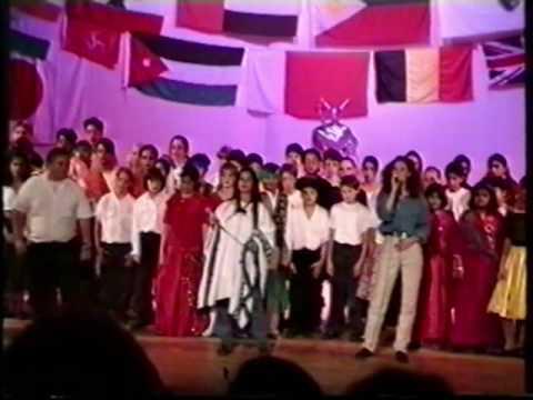1994 International Day at  Emirates Int´l School (EIS) Dubai