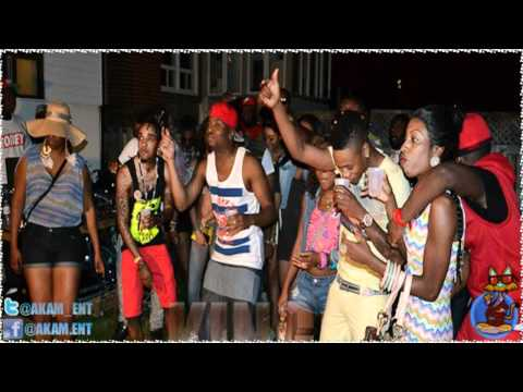 Danger Matic - Love How Yuh Dweet [Summer Hype Riddim] July 2012