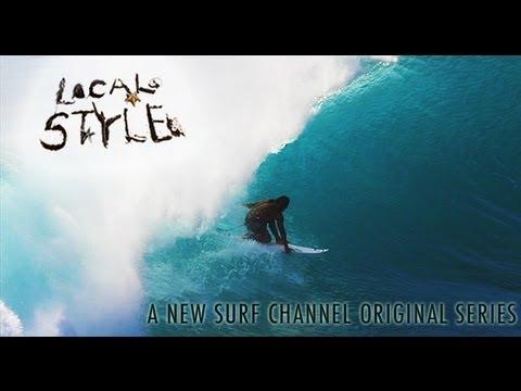 Local Style - Surfing Uluwatu, Bali - Ep 1