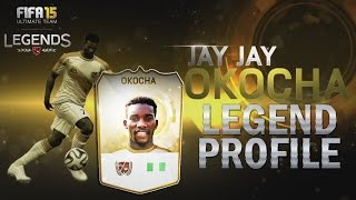 FIFA 15 LEGENDS PROFILE #1 JAY-JAY OKOCHA + CARD PREDICTION