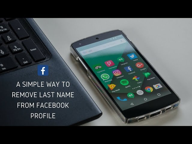 [Facebook Hacks] A Simple Way To Remove Last Name From Facebook Profile  (100% Working)