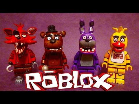 Weirdest FNAF Role Play Roblox | Gaming!