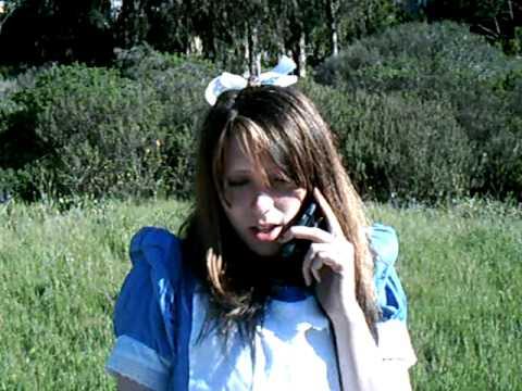 Alice in Wonderland Bloopers