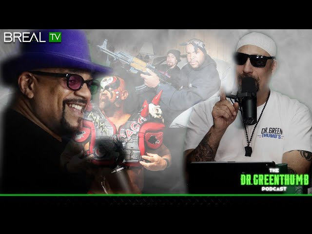 The Dr. Greenthumb Podcast Ep.89 | The Godfather Wrestling Undertaker, Benefits Of Cannabis + More