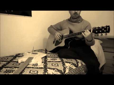 Cruise, David Gilmour - Cover Acoustic Guitar and voice