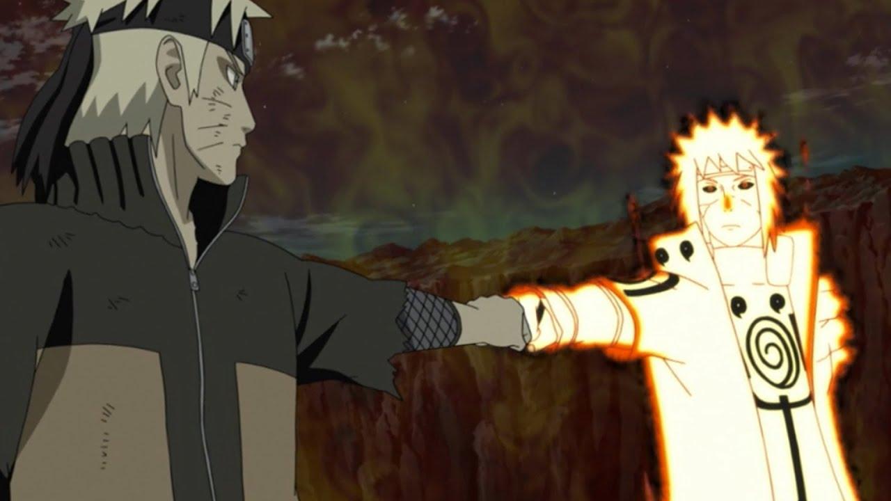 Naruto shippuden 127 a lenda de um ninja determinado as crocircnicas ninjas de jiraiya parte 1 - 4 10