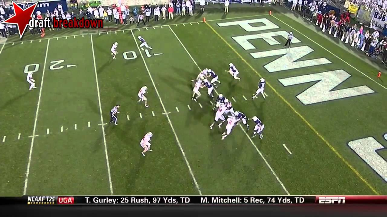 f82ac68fe Ryan Shazier (LB, Ohio State) vs Penn State 2012 - YouTube
