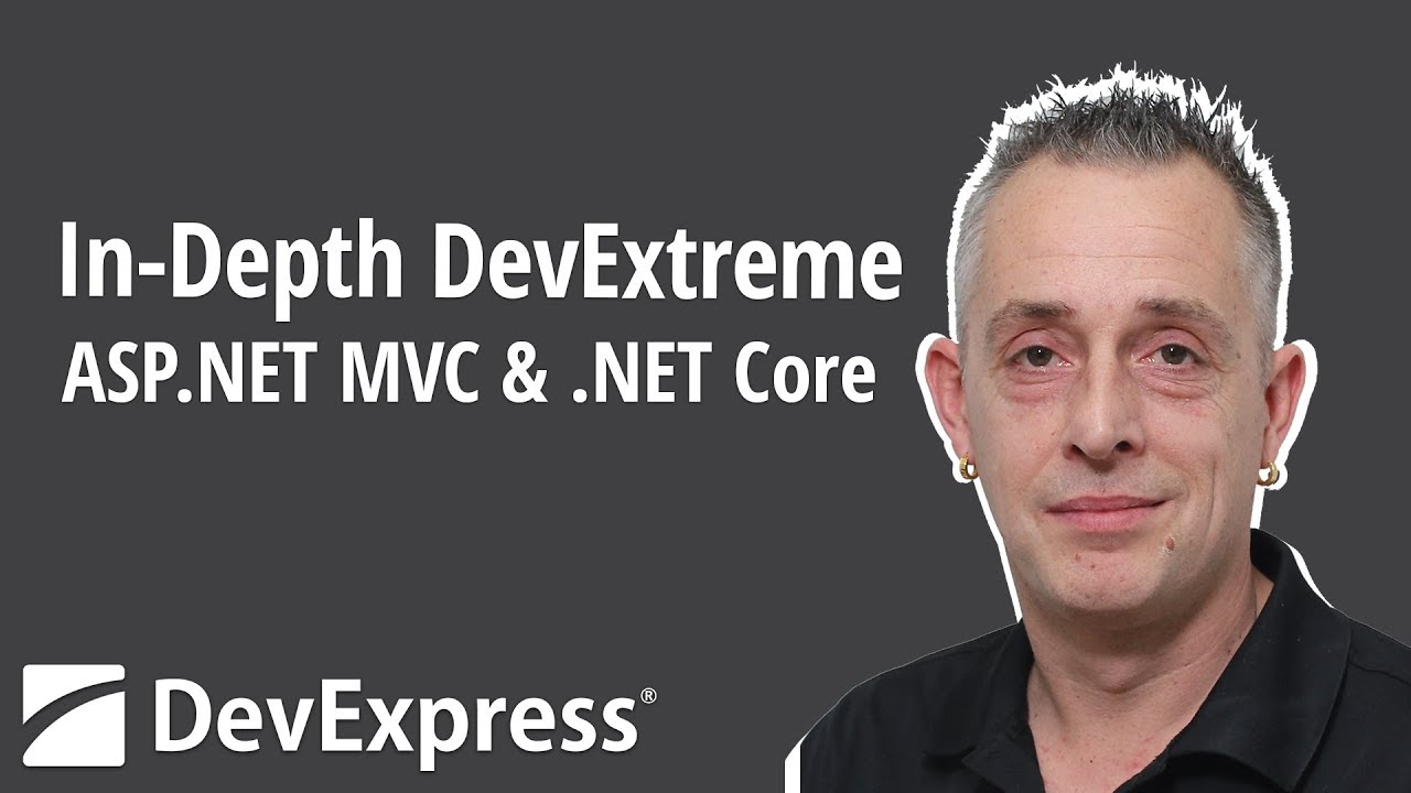 In-Depth DevExtreme ASP NET MVC and  NET Core Controls