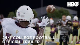 24/7 College Football (2019): Official Trailer | HBO