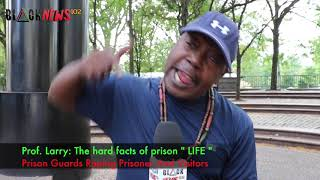 Prof Larry The hard cool facts about prison