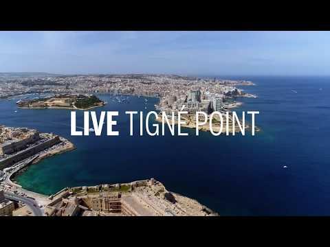 LIVE Tigné Point