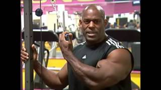 Vince Taylor Powerballz Workout