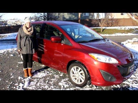 Mazda 5 Review   Affordable & Environmental Family Car