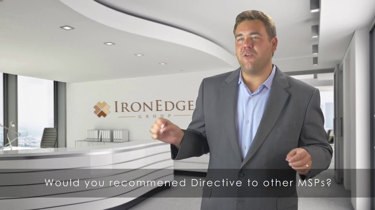 IronEdge Group Talks About JoomConnect!