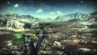 Apache Air Assault (Demo) (Xbox 360) - First 10 Minutes of Gameplay