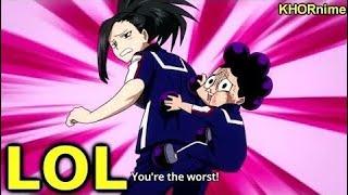 Hilarious Perverted Mineta Moments | Boku no Hero Academia 2nd Season | Funny Anime Moments Hilarious Perverted Mineta Moments | Boku no Hero ...