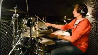 Bullet for my Valentine - Deliver Us From Evil - Drum Cover (Studio Quality)
