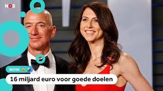 Deze vrouw geeft miljarden euro's weg